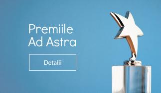 Ediția a patra a Premiilor Ad Astra pentru excelență în cercetare.
